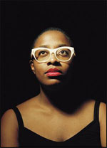 concert-de--au-Cecile McLorin Salvant | New Morning | Paris ( 75 )